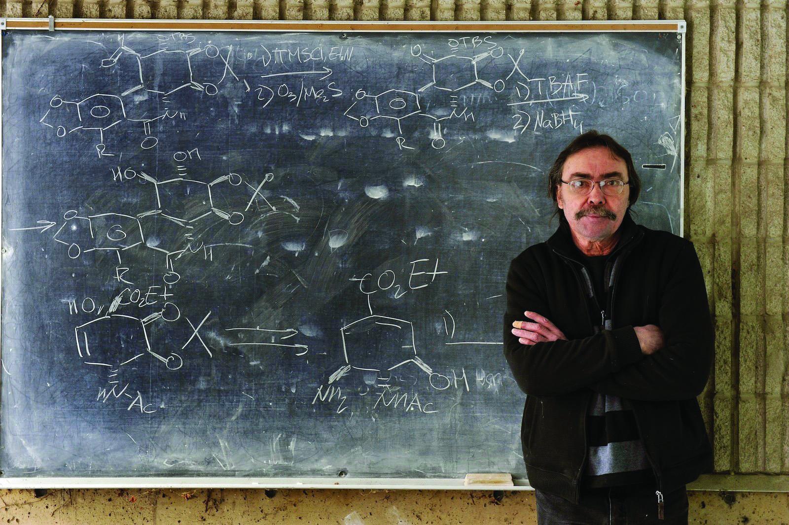profesor Hudlicky
