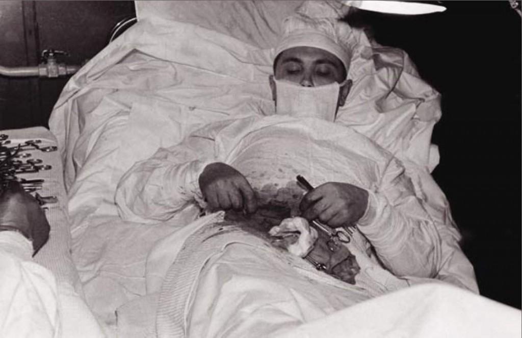 Rogozov - operace