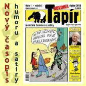 Tapir - novy casopis
