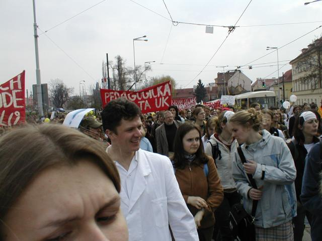 Demonstrace 5